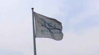 Die Milchbar Flagge