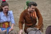 Karotten für Shatterhands Pferd