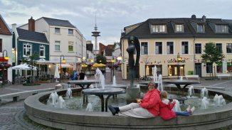 Der Stadtbrunnen