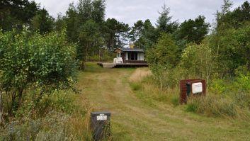 Typisch dänisches Ferienhaus