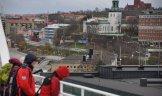 Ankunft in Goeteborg