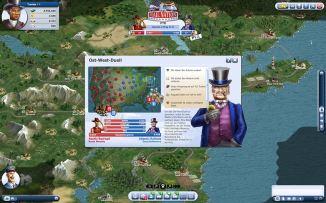 Screenshot USA Scenario