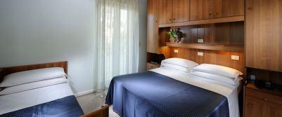 Dreibett Zimmer im Hotel