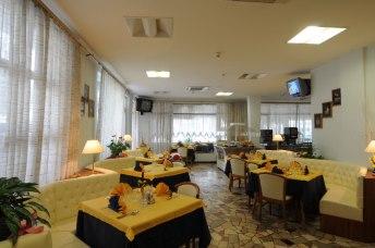 Speiseraum Hotel Mimosa