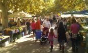 spanischer Wochenmarkt