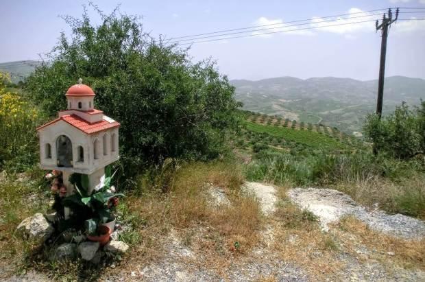 Unterwegs auf Kreta