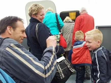 Einsteigen in Groningen