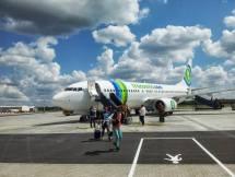 Transavia Flugzeug