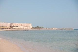 Unser Hotel in Hurghada