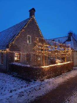 Weihnachtszeit in Bourtange