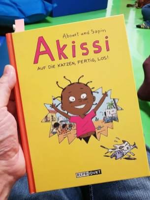 Mein Favorit - Akissi