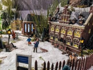 Leeuwarden im Winter