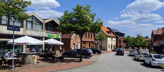 Restaurants in der Neuenhauser Straße