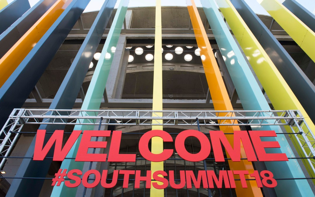 Nakima went to South Summit 2018
