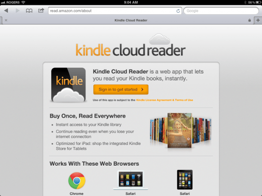 KindleCloudReader