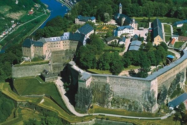Billedresultat for Königstein Fortress