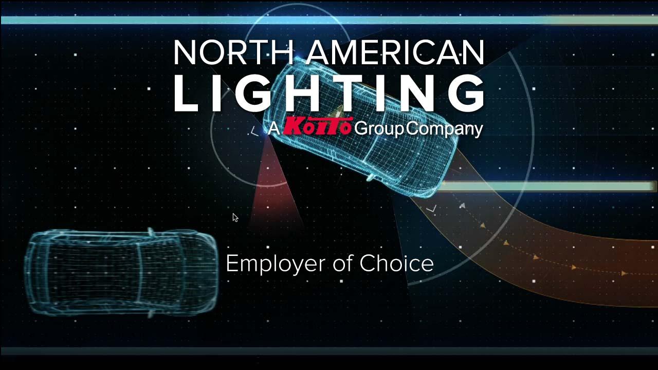 home north american lighting