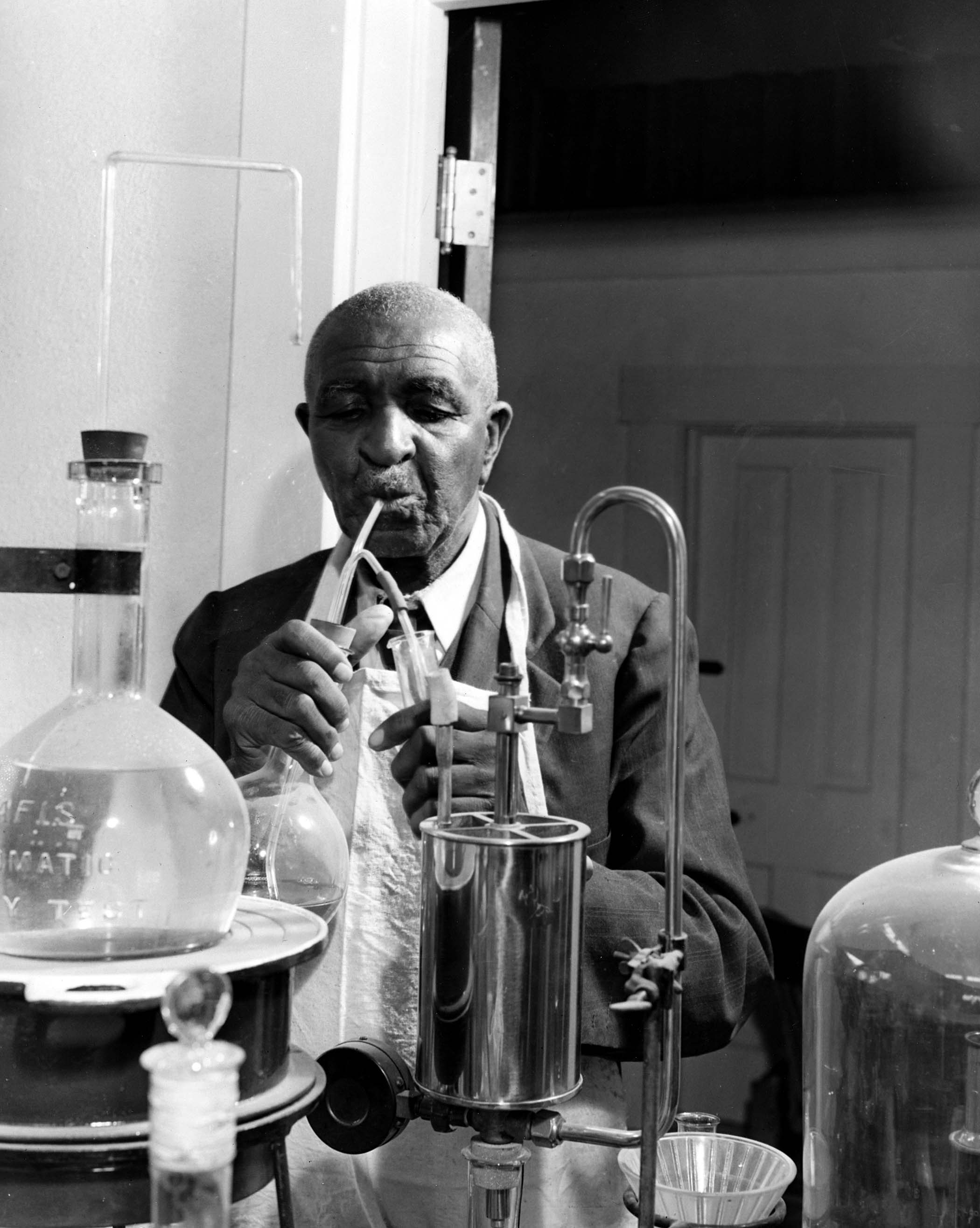 George Washington Carver Special Collections Exhibits