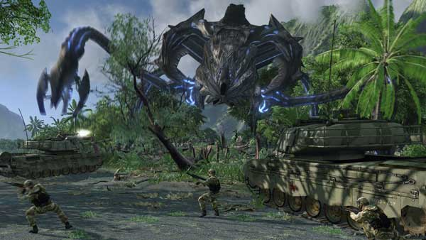 Crysis-1-Лучшая компьютерная игра
