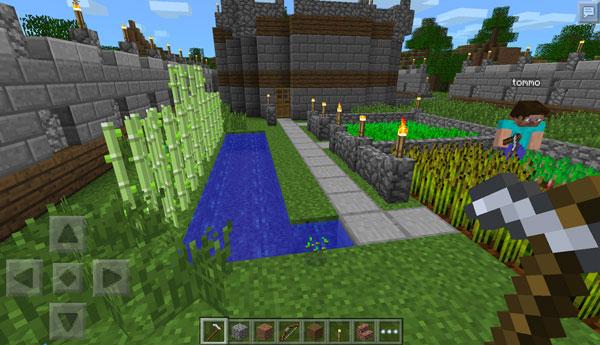 Minecraft-обновление-Android-iOS