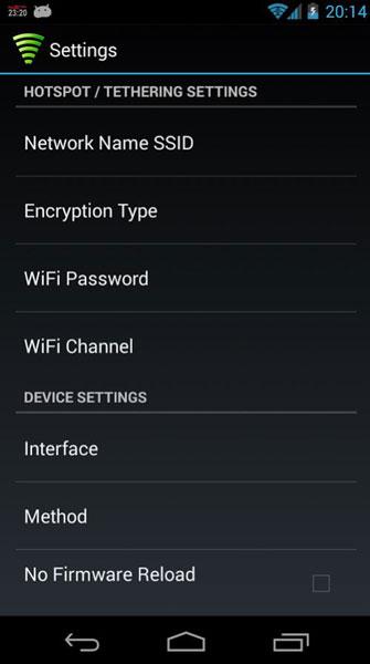 исправить проблему lg g3 wifi tether
