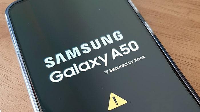 галактика а50 войти в режим восстановления