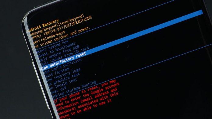 скриншот восстановления галактики а42