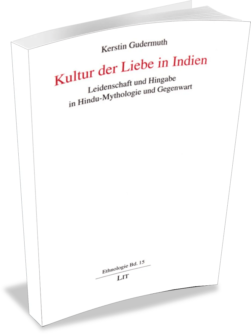 Titelbild Kultur der Liebe in Indien