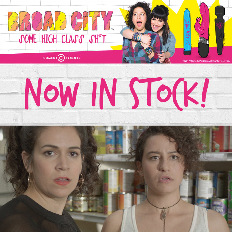 Broad City Collection Now In Stock