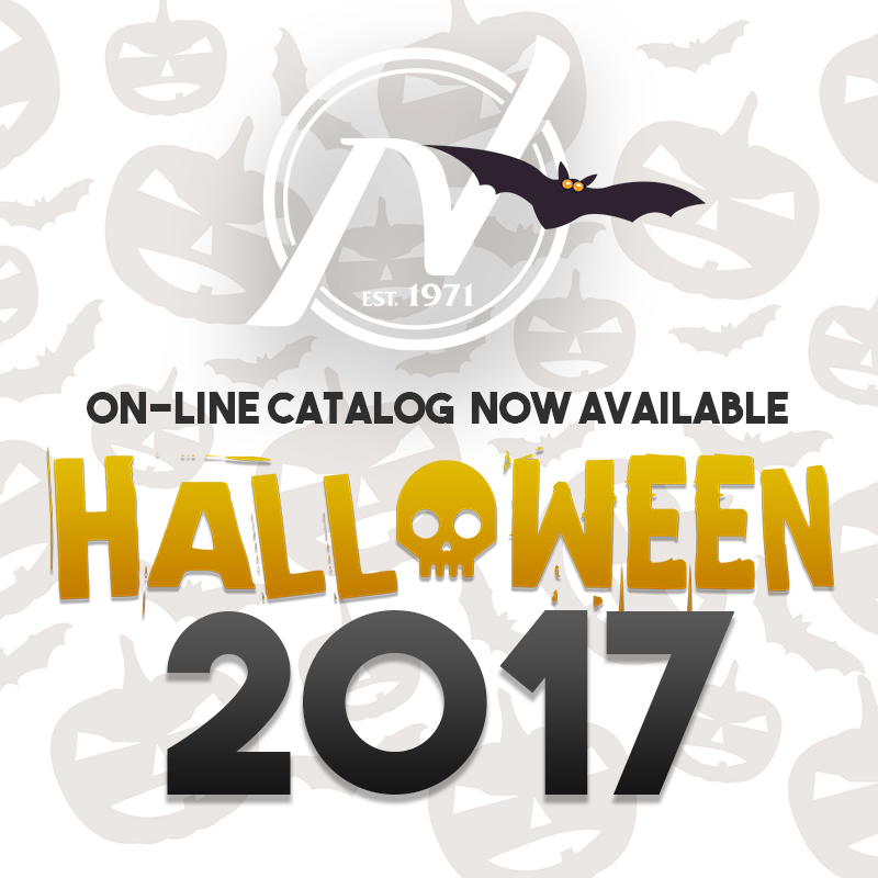 Halloween 2017 Catalog