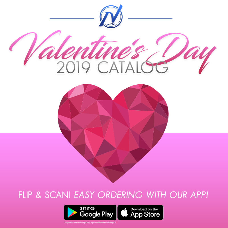 2019 Valentine's Day Catalog