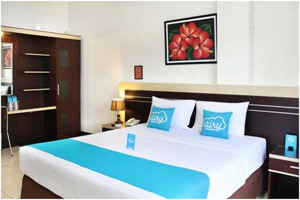 hotel Airy Rooms