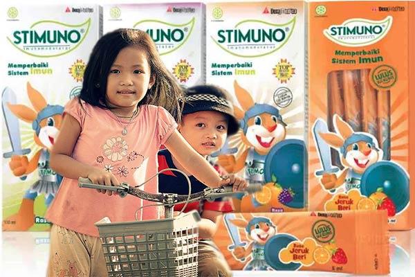 Artikel Stimuno untuk balita