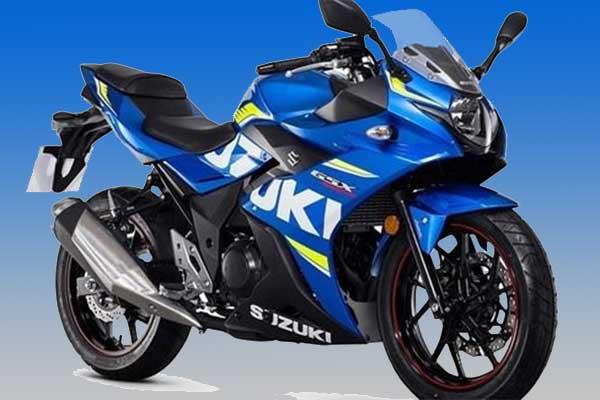 Motor Baru Keluaran Suzuki