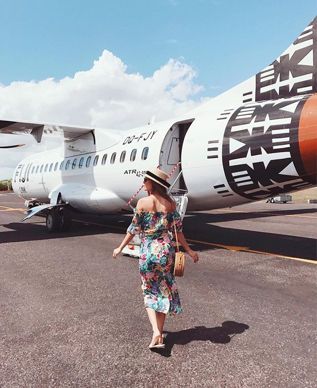 Fiji Through The Eyes Of Blogger Drea Chong Namale Resort And Spa