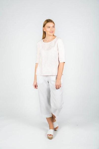Maya Pants White
