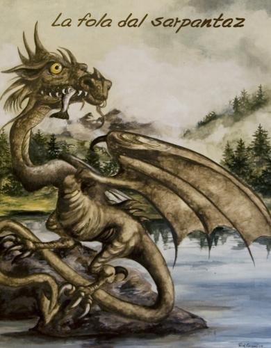 Rifugio Nambino - La leggenda del Drago