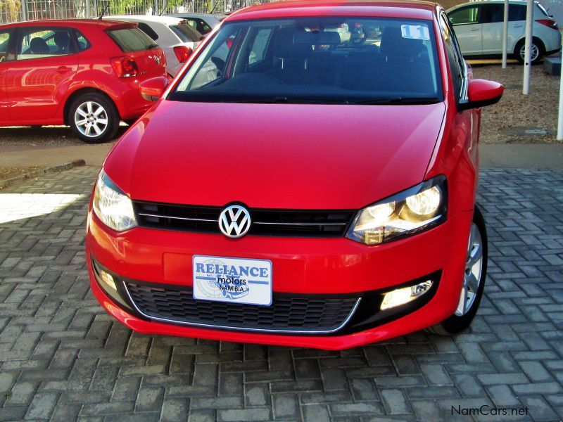 Used Volkswagen Polo 1 2 Tsi Highline 2011 Polo 1 2 Tsi
