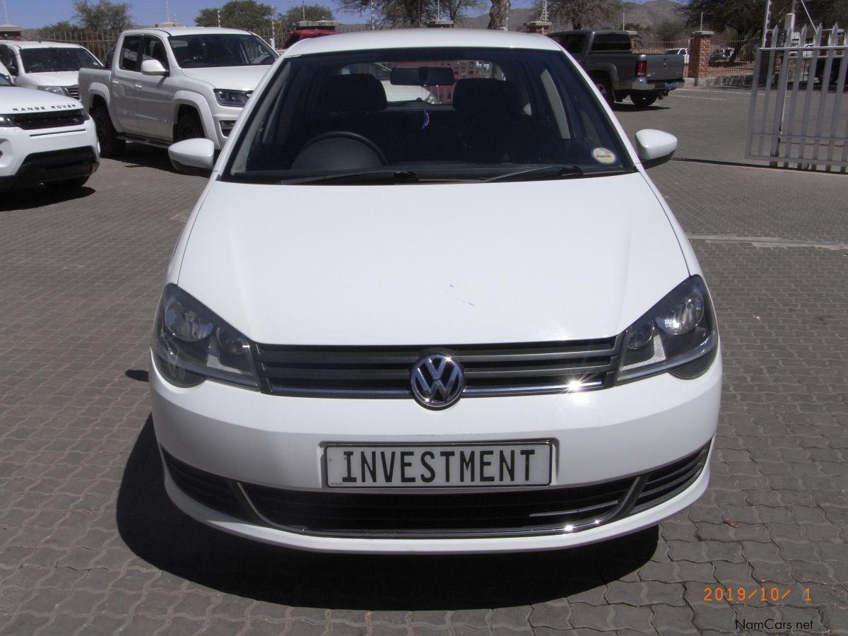 Used Volkswagen Polo Vivo 1 4i Trend A T 2014 Polo Vivo