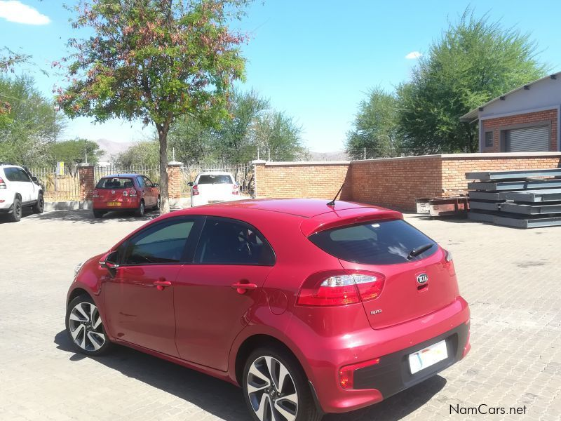 Used Kia Rio 1 4 Tec 2015 Rio 1 4 Tec For Sale