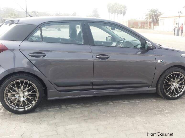 Used Hyundai I20 N Series Sport Sat Nav 2016 I20 N