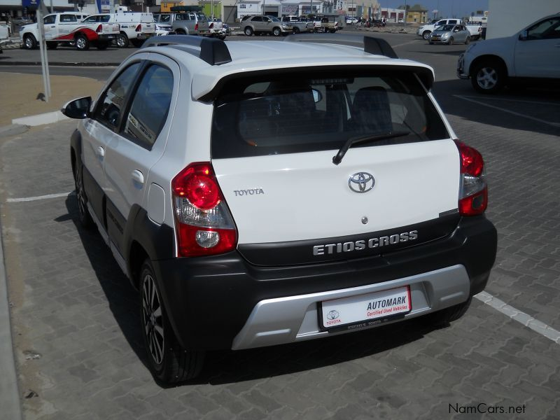 Used Toyota Etios Cross 1 5 2017 Etios Cross 1 5 For