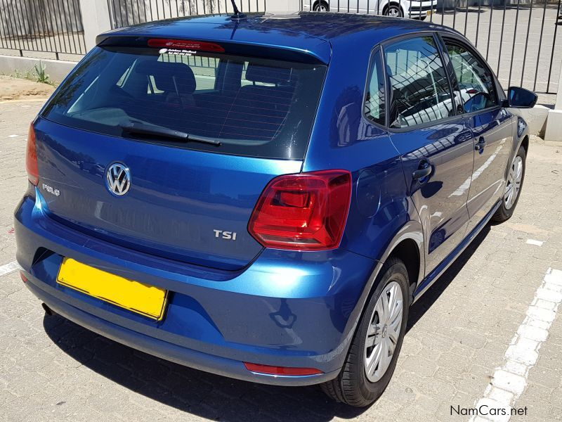 Used Volkswagen Polo 2017 Polo For Sale Windhoek