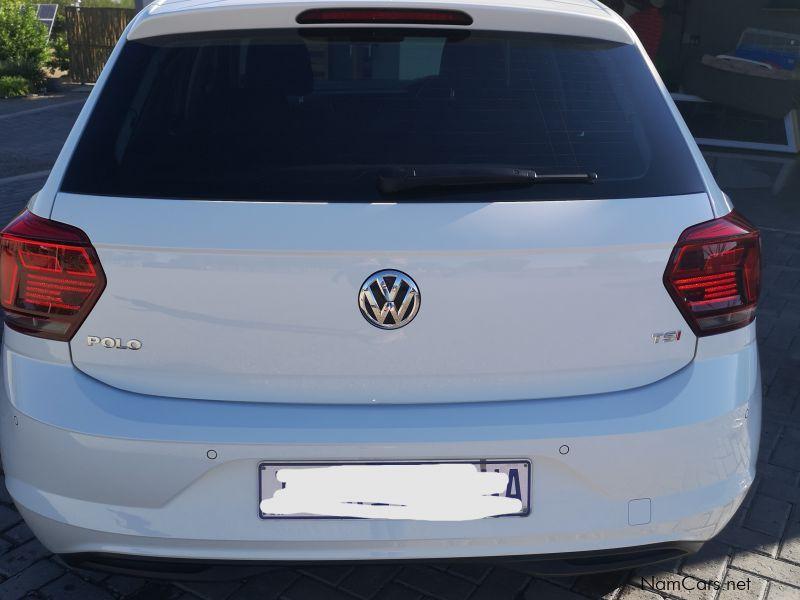 Used Volkswagen Polo Tsi 1 0 85kw Highline 2019 Polo Tsi