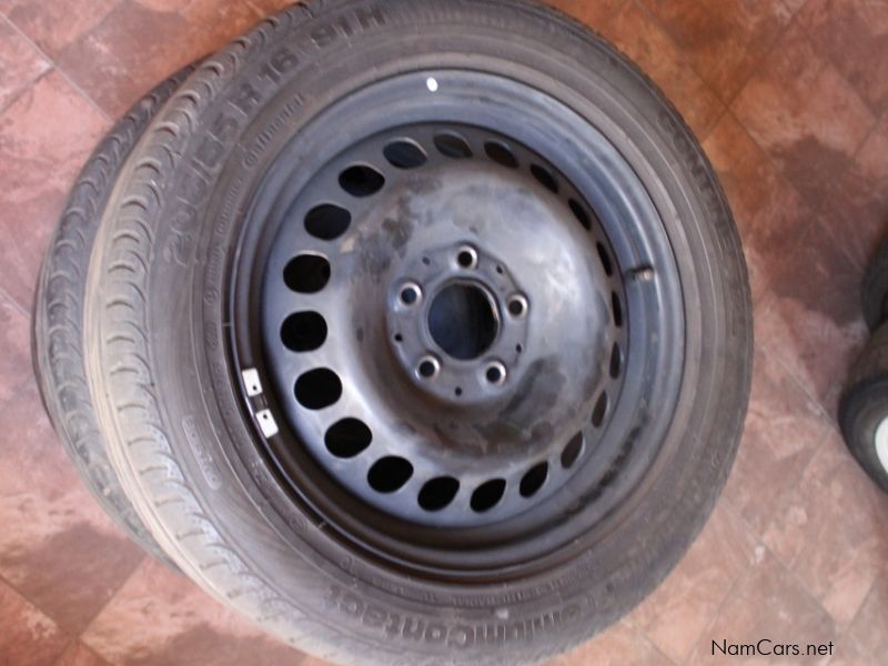 What Cars Use 205 55 R16 Tires