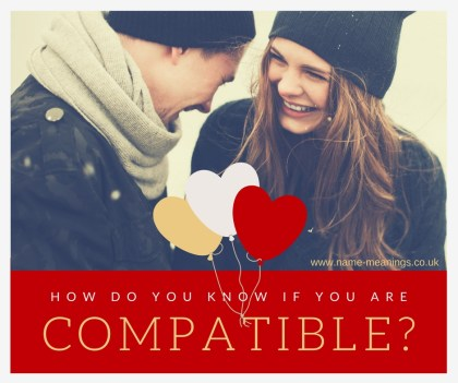 how do you know if you are compatible