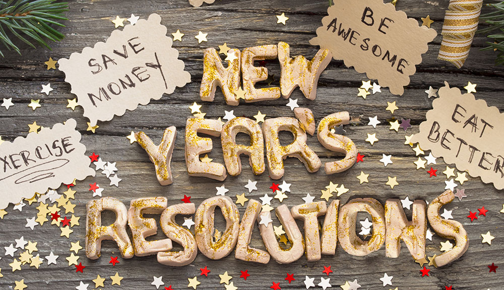Hero image of Five New Year's Resolutions for Everyone Who Owns a DomainFive Cool New Domain Choices Released in 2016