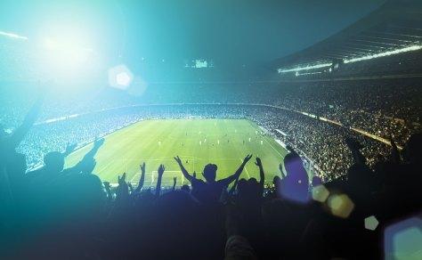 Football club match