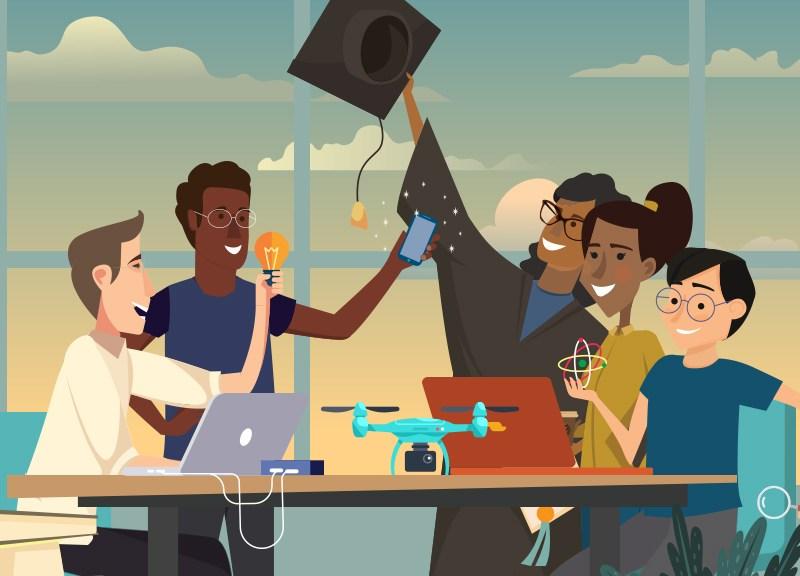 Illustration for New York On Tech