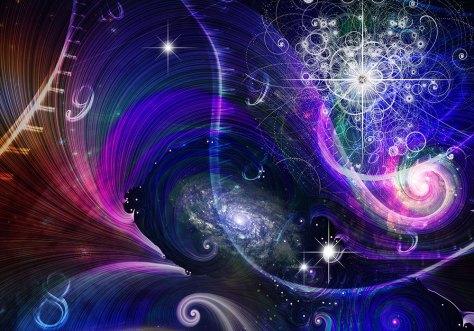 quantum physics illustration